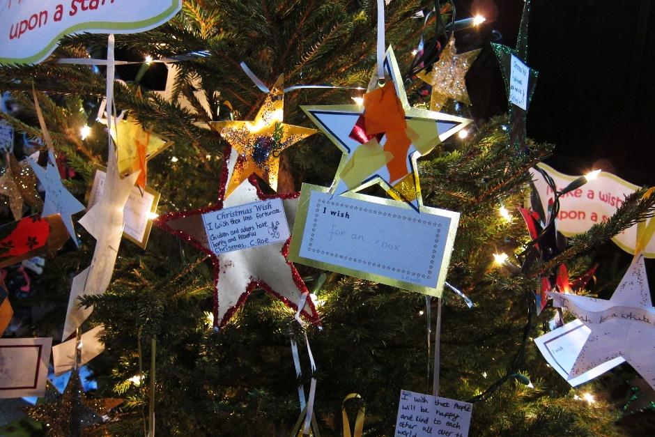 Christmas tree festival – Dec 2011